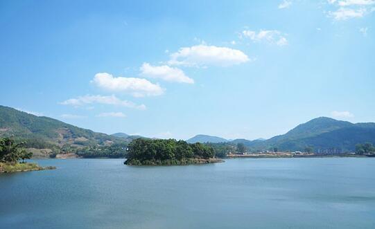 云南省普洱市水库监测及水情自动化系统