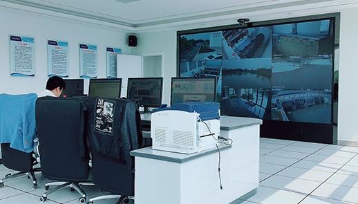 江苏高新区建成区水环境整治--闸站远程调度与运行管理平台